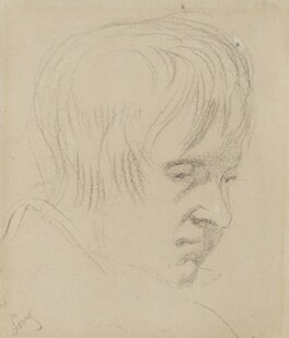 William Long, by Charles Hutton Lear - NPG 1456(18)