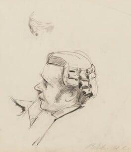 Robert Threshie Reid, Earl Loreburn, by Sydney Prior Hall - NPG 2301