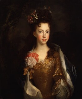Princess Louisa Maria Theresa Stuart, attributed to Alexis Simon Belle - NPG 1658