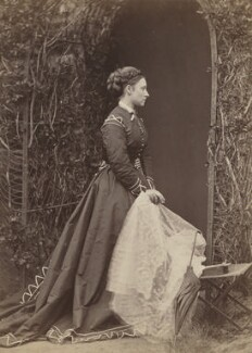 Princess Louise Caroline Alberta, Duchess of Argyll, by W. & D. Downey - NPG P22(6)