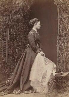 Princess Louise Caroline Alberta, Duchess of Argyll, by W. & D. Downey, 1868 - NPG P22(6) - © National Portrait Gallery, London
