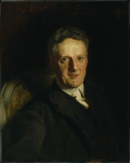 John Seymour Lucas, by John Singer Sargent, 1905 -NPG 5219 - © National Portrait Gallery, London