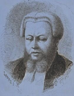 Henry Charles Lopes, 1st Baron Ludlow, by Sebastian Evans - NPG 2173(7)