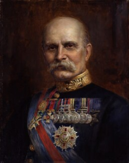 Frederick Lugard, 1st Baron Lugard, copy by W.J. Carrow, after  Unknown photographer - NPG 3306
