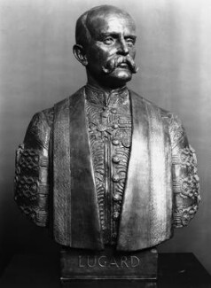 Frederick Lugard, 1st Baron Lugard, by Charles d'Orville Pilkington Jackson - NPG 4289
