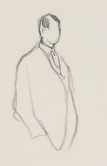Sir Robert Frith Lusty, by Sir David Low - NPG 4529(215)
