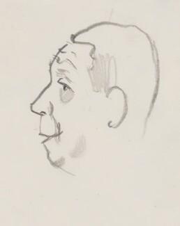 Sir Robert Frith Lusty, by Sir David Low - NPG 4529(220)