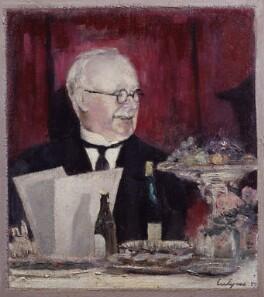 Sir Edwin Lutyens, by Robert Lutyens - NPG 4481