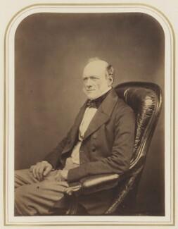 Sir Charles Lyell, 1st Bt, by Maull & Polyblank - NPG P120(13)