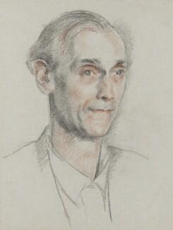 Robert Lynd, by Henry Lamb - NPG 4666