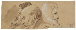 John Singleton Copley, Baron Lyndhurst, by Sir George Hayter, circa 1820 - NPG 2662(7) - © National Portrait Gallery, London
