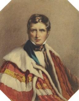 John Singleton Copley, Baron Lyndhurst, by Felix Roffe - NPG 4121