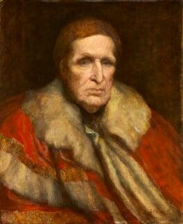 John Singleton Copley, Baron Lyndhurst, by George Frederic Watts, 1862 - NPG 683 - © National Portrait Gallery, London