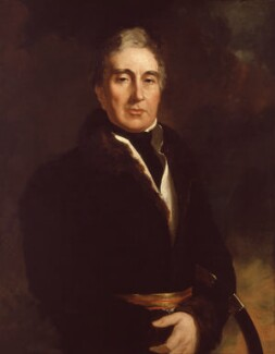 Thomas Graham, Baron Lynedoch, replica by Sir George Hayter - NPG 1037
