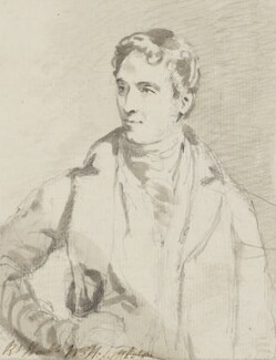 William Henry Lyttelton, 3rd Baron Lyttelton, by Sir George Hayter - NPG 883(15)