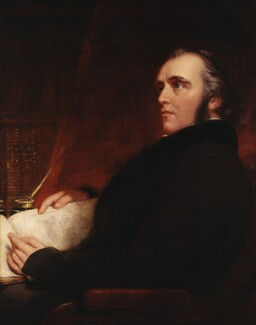 Thomas Babington Macaulay, Baron Macaulay, by John Partridge - NPG 1564