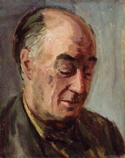 Sir Desmond MacCarthy, by Duncan Grant - NPG 5024
