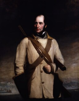 Sir Robert McClure, by Stephen Pearce - NPG 1210