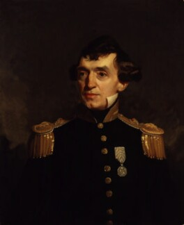 Robert McCormick, by Stephen Pearce, circa 1856 - NPG 1216 - © National Portrait Gallery, London