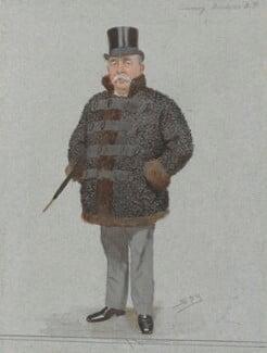 John Cumming Macdona, by Sir Leslie Ward - NPG 2973