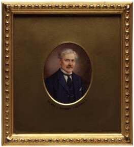 Ramsay MacDonald, by Winifred Cécile Dongworth - NPG 5029