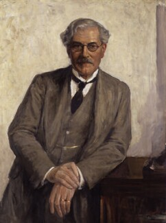 Ramsay MacDonald, by Sir John Lavery, 1931 - NPG 2959 - © National Portrait Gallery, London