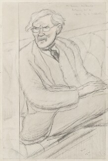 Ramsay MacDonald, by Sir Max Beerbohm - NPG 4665