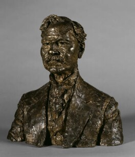 Ramsay MacDonald, by Sir Jacob Epstein, 1934 - NPG 2934 - Photograph © National Portrait Gallery, London