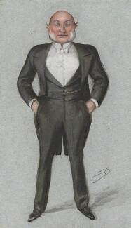 Sir Reginald Macdonald, by Sir Leslie Ward - NPG 2583