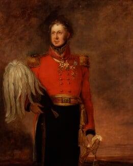 Reginald Ranald Macdonald, by William Salter - NPG 3734