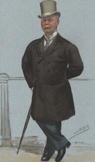 John J. Macdonnell, by Sir Leslie Ward - NPG 2584