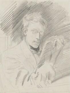 Ambrose McEvoy, by Ambrose McEvoy, circa 1912 - NPG  - © National Portrait Gallery, London