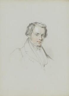 Charles Macfarlane, by William Brockedon - NPG 2515(60)