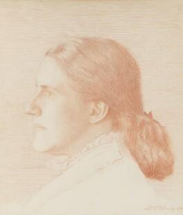 Antoinette Sterling MacKinlay, by Louise Virenda Blandy - NPG 2774