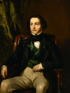 Daniel Maclise, by Edward Matthew Ward - NPG 616