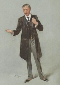 Thomas James Macnamara, by Sir Leslie Ward - NPG 2975