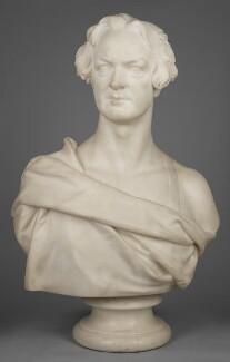 William Charles Macready, by William Behnes, exhibited 1844 - NPG 1504 - © National Portrait Gallery, London
