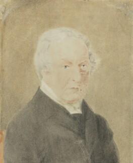 William Charles Macready, by Unknown artist - NPG 3017