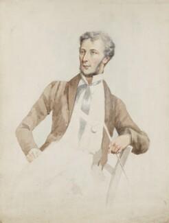 James Patrick Mahon, probably by Thomas Bridgford - NPG 4584