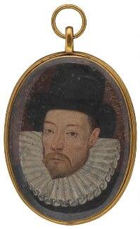 John Maitland, 1st Baron Maitland, by Unknown artist, circa 1588 - NPG 2769 - © National Portrait Gallery, London