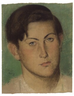 George Leigh Mallory, by Simon Bussy, circa 1910 - NPG 3918 - © reserved; collection National Portrait Gallery, London