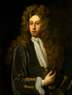 Charles Montagu, 1st Duke of Manchester, by Sir Godfrey Kneller, Bt, circa 1712 - NPG 3216 - © National Portrait Gallery, London