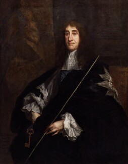 Edward Montagu, 2nd Earl of Manchester, by Sir Peter Lely, circa 1661-1665 - NPG 3678 - © National Portrait Gallery, London