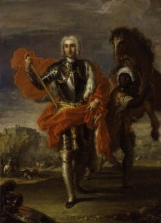 George Keith, 10th Earl Marischal, attributed to Placido Costanzi, circa 1733 - NPG 552 - © National Portrait Gallery, London