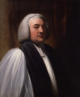 William Markham, by Benjamin West - NPG 4495