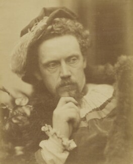 Henry Stacy Marks, by David Wilkie Wynfield, 1860s -NPG P78 - © National Portrait Gallery, London