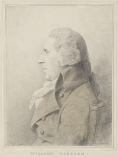 William Marsden, by George Dance - NPG 4410