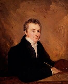 John Martin, by Henry Warren, exhibited 1839 - NPG 958 - © National Portrait Gallery, London