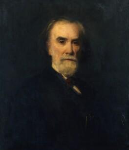 Sir Theodore Martin, by Robert Herdman - NPG 3100
