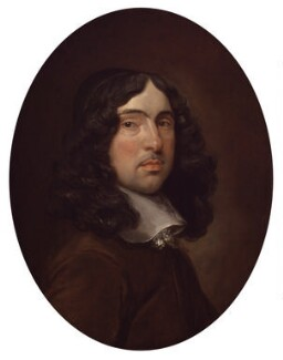 Andrew Marvell, by Unknown artist, circa 1655-1660 - NPG 554 - © National Portrait Gallery, London